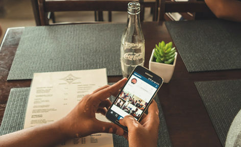 Instagram как источник трафика под гемблинг
