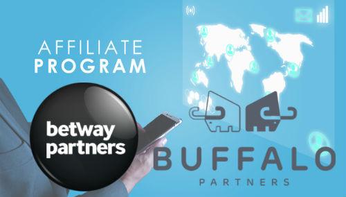 Betway будет сотрудничать с Buffalo Partners