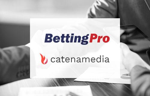 Catena Media выкупила Bettingpro