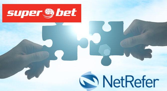 Бренд Superbet будет сотрудничать с партнерской сетью NetRefer