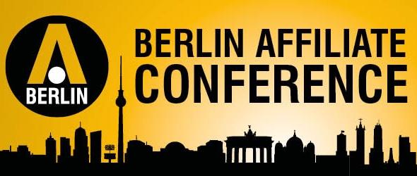 В Берлине состоится Berlin Affiliate Conference