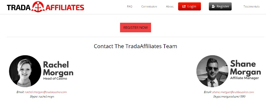 trada affiliate