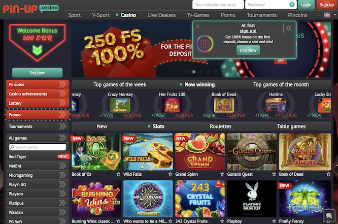Партнерская программа grand casino